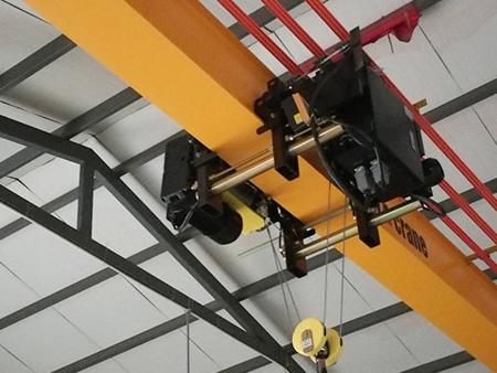 LD型2.8T电动单梁桥式起重机