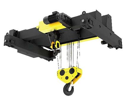 欧式钢丝绳电动葫芦-双轨小车式