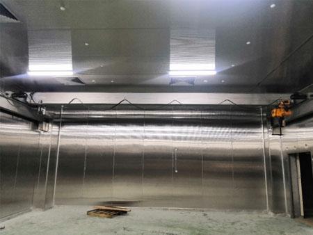 食品工厂定制不锈钢起重机