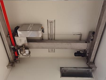 轻小型不锈钢超低防尘起重机